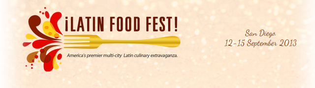 Latin Food Fest logo