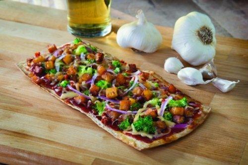 Plantain Tibits and Chorizo Pizza H_med.jpg
