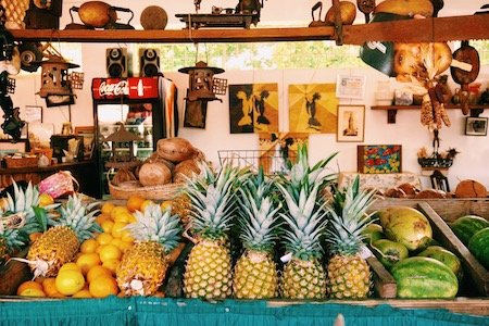 Little Havana Fruit Stand