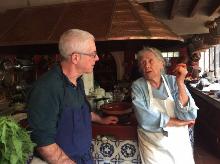 Marc Meyer with Diana Kennedy