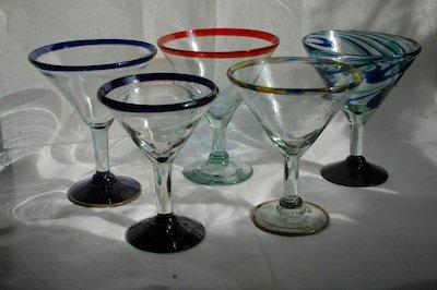 Salud! Glassware
