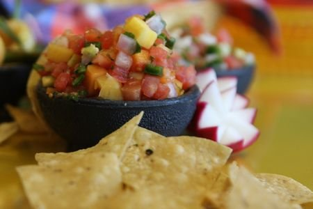 Tropical Mango Salsa