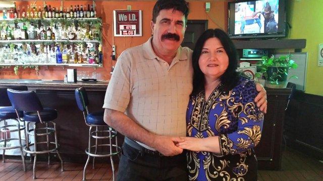 Francisco y Gloria Barreiro