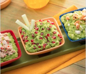 Guacamole Three Ways