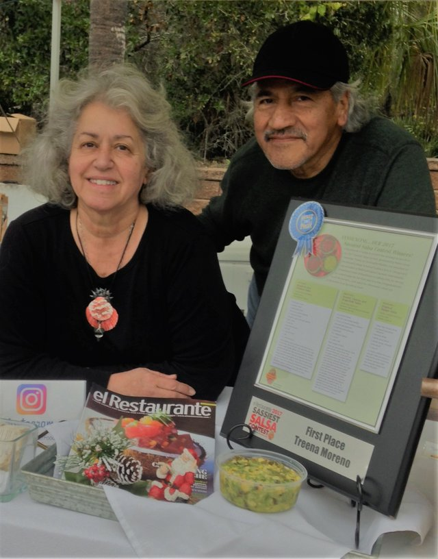 Eduardo and Treena Moreno