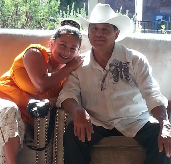 Carmen and Luis Salazar