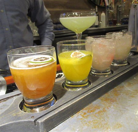 Margarita Flight
