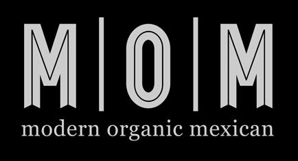 Modern Organic Mexican Logo