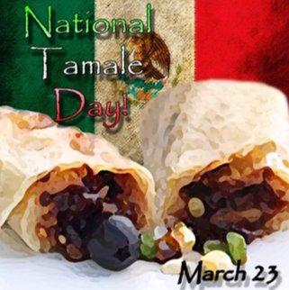 National Tamale Day Logo
