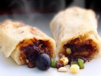 Chipotle Pork Tamale