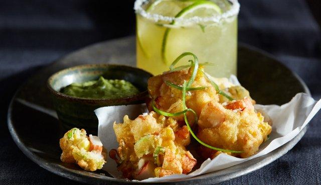 Corn & Alaska Krab Fritters with Verde Avocado Salsa523_1600x920.jpg