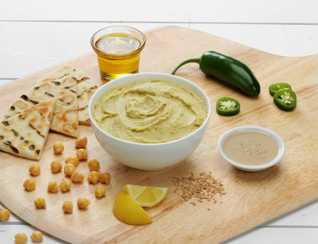 Grecian Delight Jalapeno Hummus