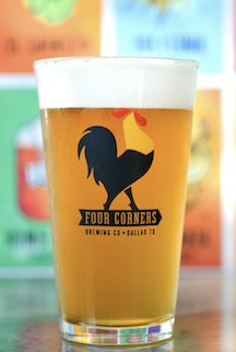 Four Corners Brewery Beer