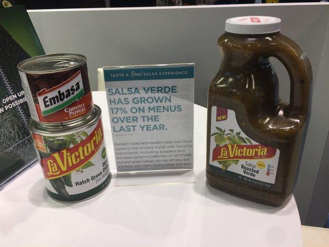 La Victoria Salsa from MegaMex