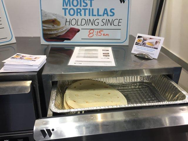 Winston Tortilla Holder