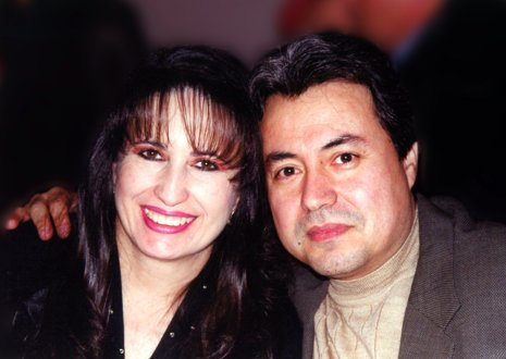 Veronica and Eduardo Moreno
