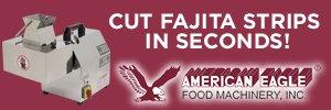 American Eagle Fajita Cutter