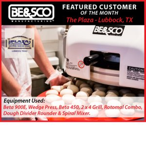 BE&SCO Customer of the Month August 2018