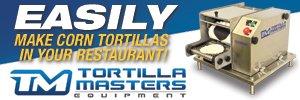 Tortilla Master 2018