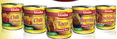 Seara Beef for Burritos and Tacos