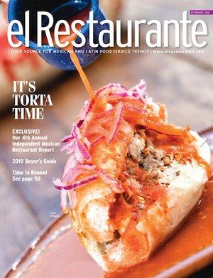 el Restaurante magazine