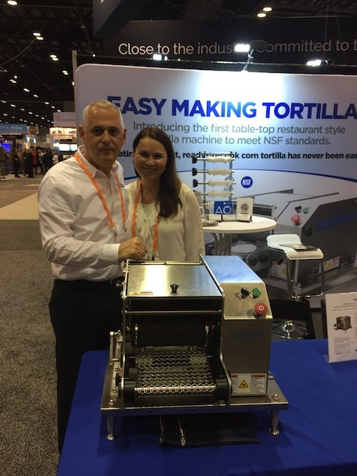 Ventura Flex Tortilla Maker