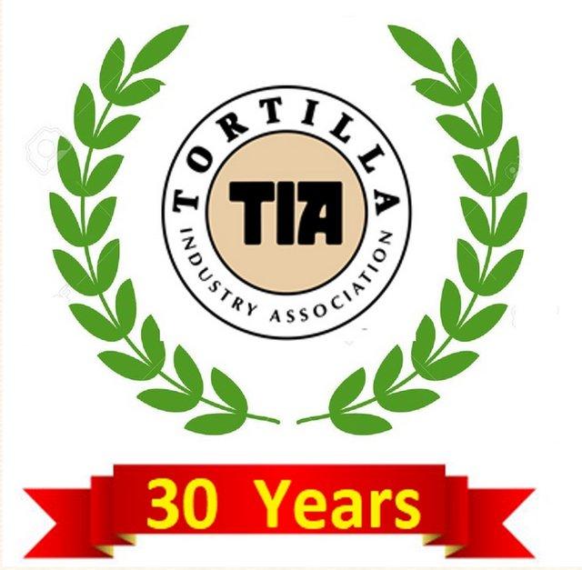 TIA 30-year logo