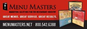 Menu Masters 2019