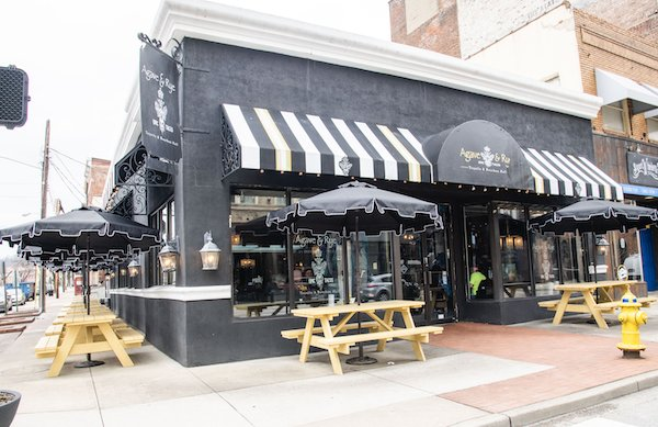 Agave & Rye Restaurant