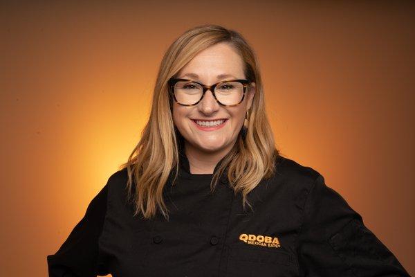 Chef Katy Velazquez