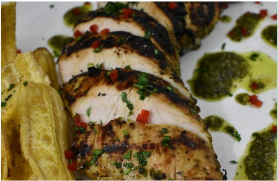 Chimichurri Turkey