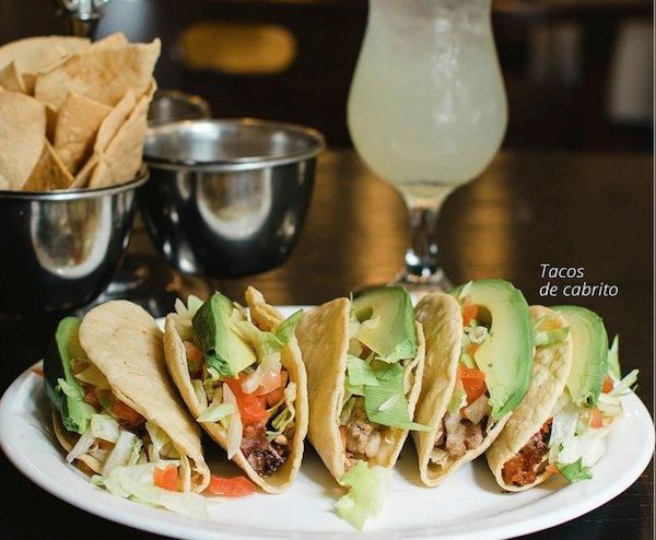 Tacos de Cabrito