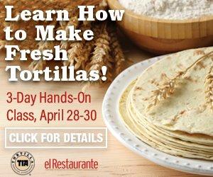 TIA Tortilla Course 2020