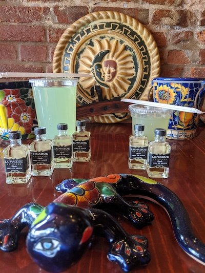 Margaritas to-go at Chavas