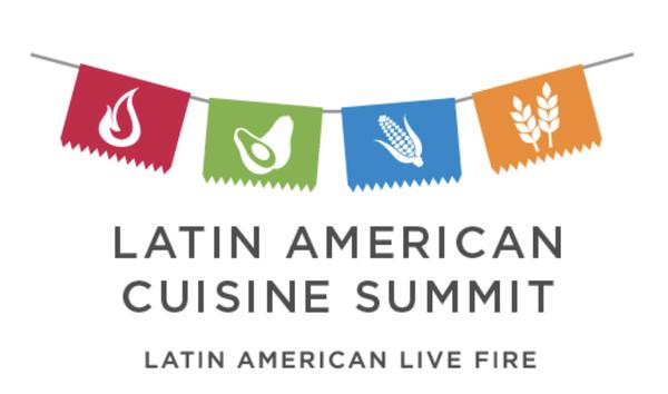 CIA Latin American Cuisine Summit 2021 logo