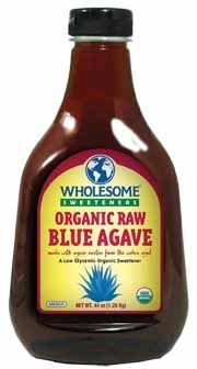Wholesome Sweeteners Agave