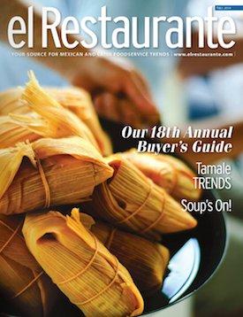 el Restaurante Fall 2014 cover