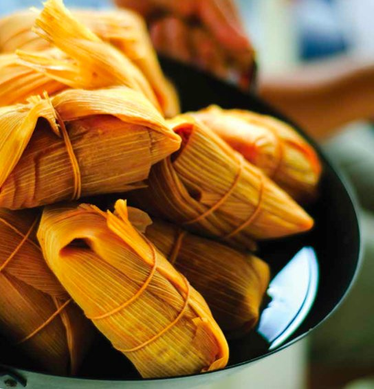 Tamale Trends: Old World Meets New World in California