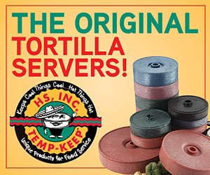 HS Web ad for tortilla servers