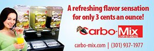 Carbo-Mix ad 2015