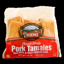 Bueno Foods Tamales.