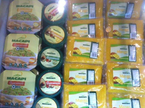 Fresh Directions Avocado Pulp and Guacamole