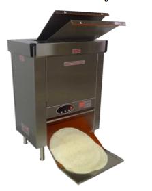 Marshall Conveyor Tortilla Grill