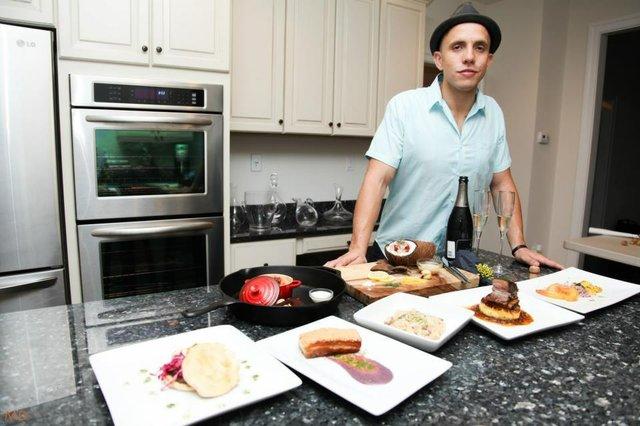 Chef Ronaldo Linares