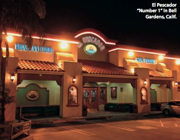 El Pescador in Bell Gardens, California.