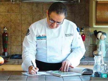 Chef Ramiro Alarcon