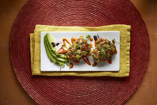 Lobster cake sauce recipe