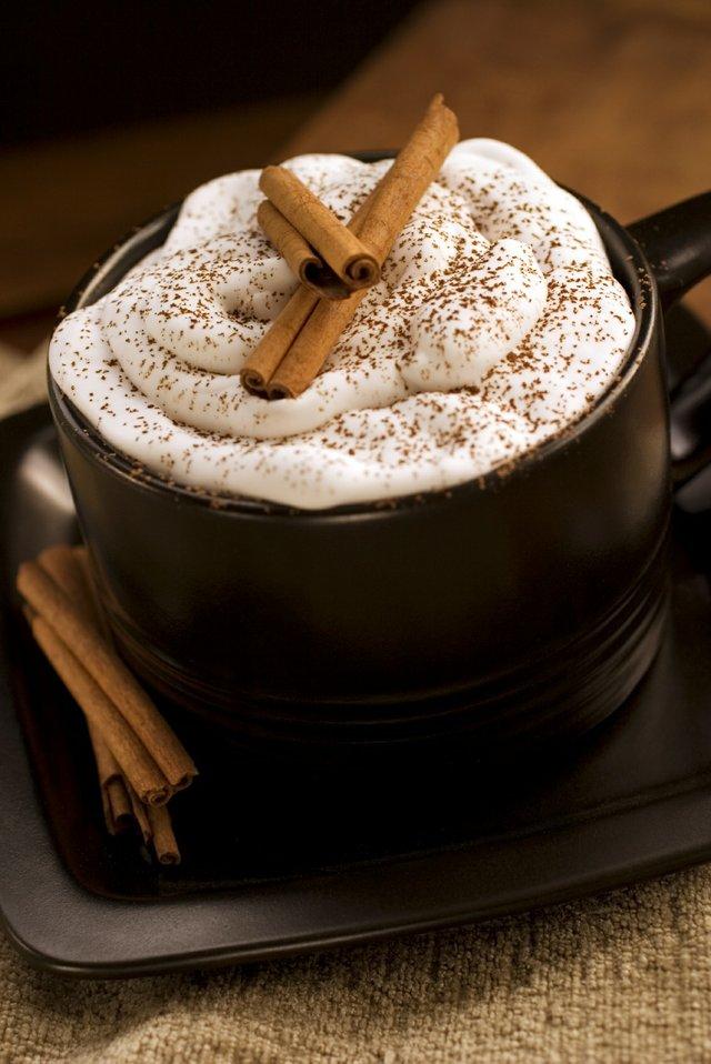 Spicy Dulce de Leche Whipped Cream